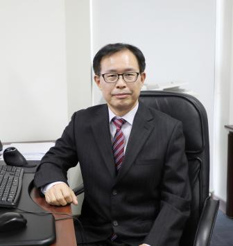DGIST Professor Cheol Gi Kim Wins Asian Union of Magnetics Societies(AUMS) Award