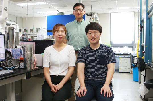 DGIST Succeeded in Materials Synthesis for High Efficiency in Biological Reaction
